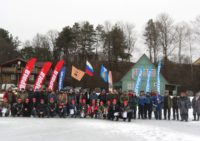 Чемпионат области по ловле на мармышку 2019